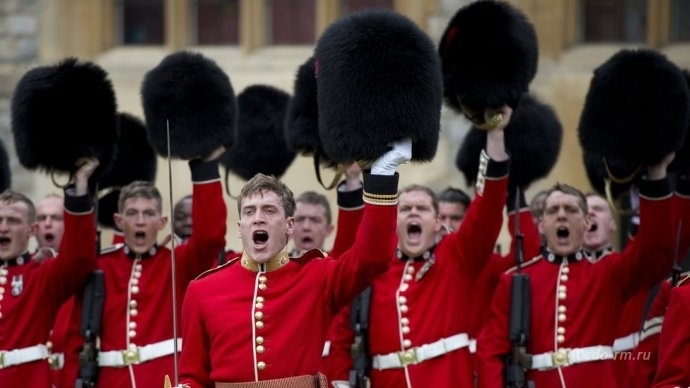 Coldstream Guards – Колдстримский гвардейский полк