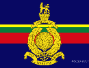 Флаг Royal Marines
