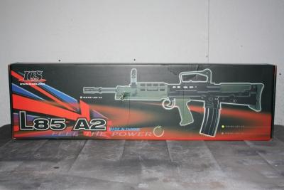 Коробка с приводом L82A2 ICS