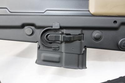 Кнопка экстрактора магазина L82A2 ICS