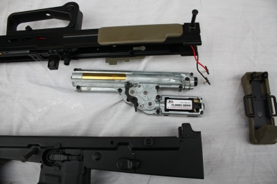 Гирбокс (англ. gearbox) L82A2 ICS