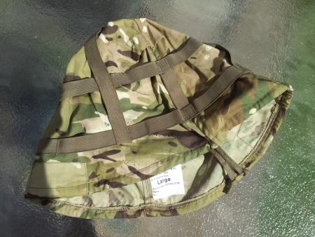 MTP Helmet Cover