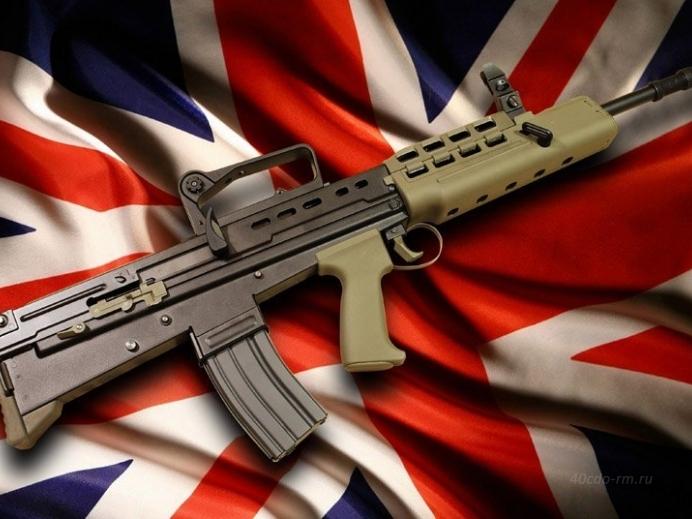 WE L85A2 GBB обзор и впечатления от винтовки
